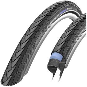 """SCHWALBE Marathon Plus Clincher Tyre Performance 27.5"""", black-reflex"""